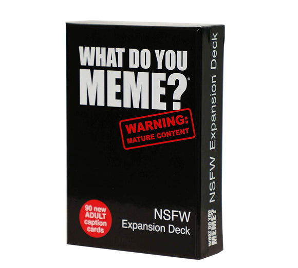What do you meme nsfw