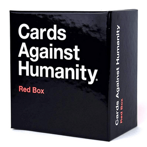 cards against humanity red box