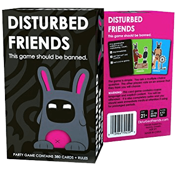 Disturbed Friends køb