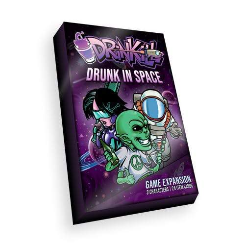 drinkill drunk in space expansion
