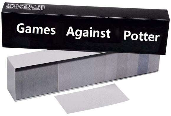 Games Against Potter