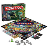 monopoly rick and morty version