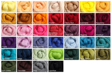 pet keepsake wool colour choices