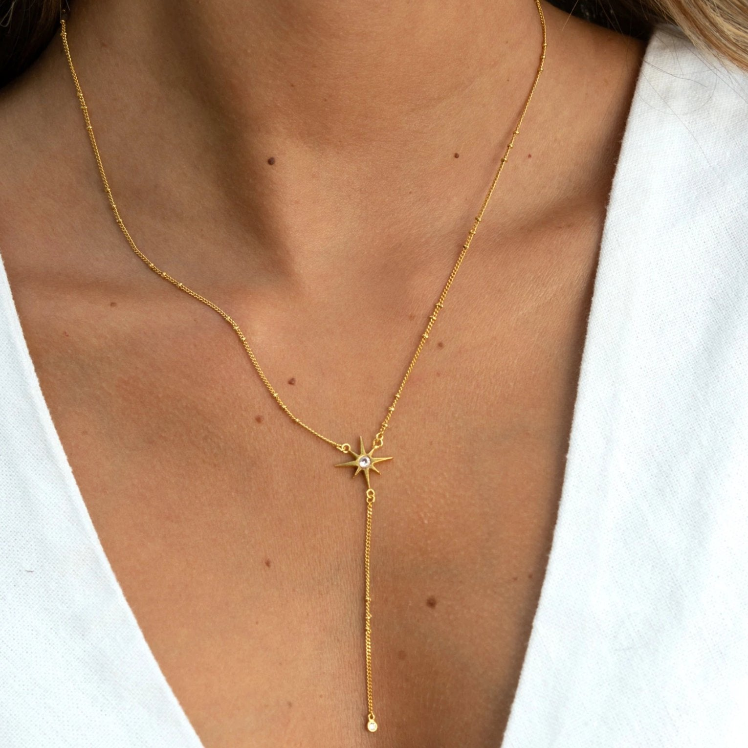 ALMA NECKLACE GOLD