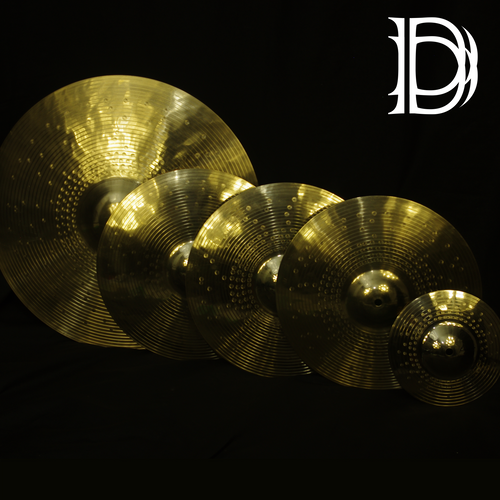 Gladiator Series Performance Pack (Save over $150 plus FREE Gladiator Splash Cymbal) - Dynamic Cymbals