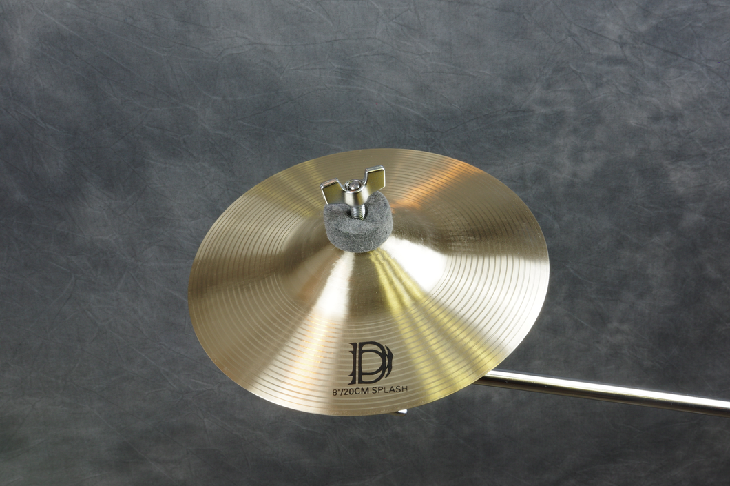 Damascus Splash - Dynamic Cymbals
