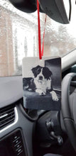 Personalised Hanging Car Air Freshener