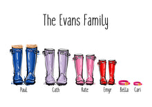 Wellington Boot Family Gift