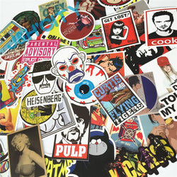 50 Cool Random Stickers