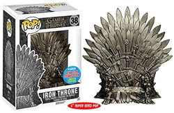 Game of Thrones Iron Throne #38 Exclusive Fan Gift Collectible Toy Funko Pop