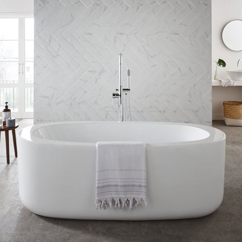 Genoa Luxury Freestanding Bath - Baths
