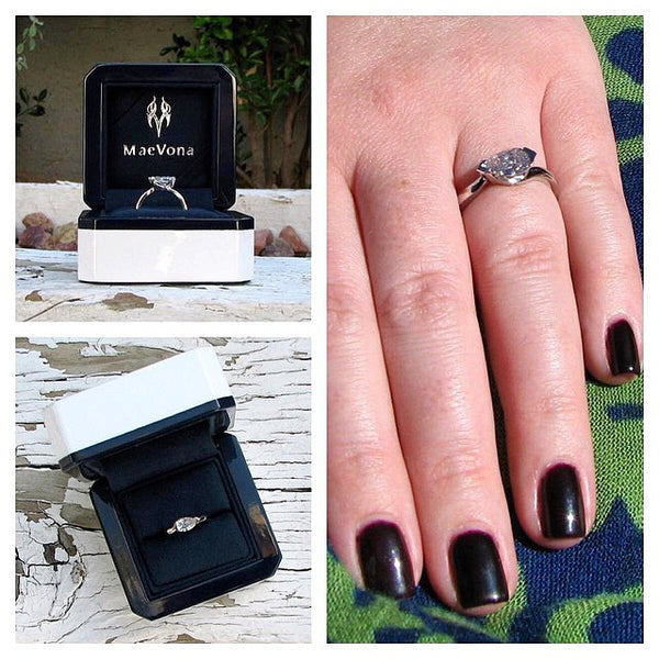 Cora's ISAY Engagement Ring