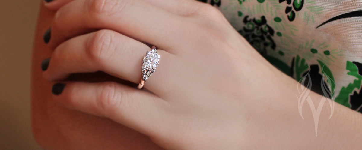 Meadowsweet Engagement Ring