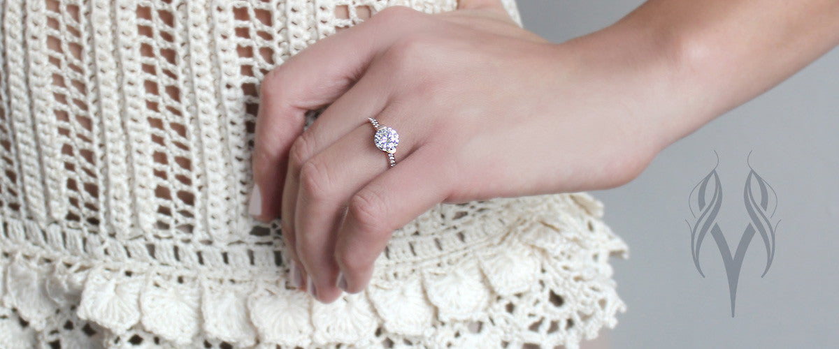 Cava Engagement ring