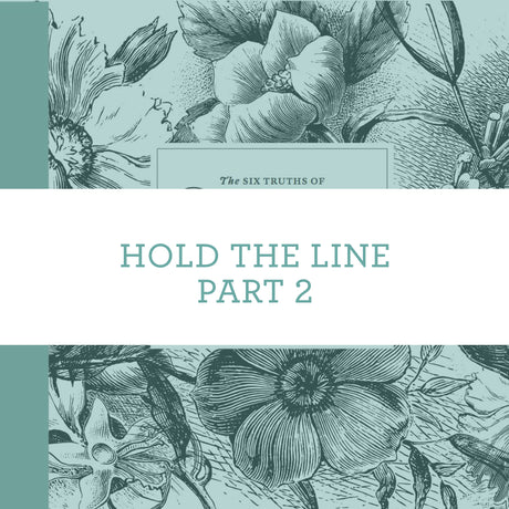 Hold The Line Part 2 | Video Lesson (Online Access)