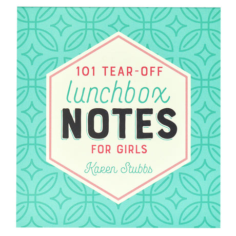 Lunch Box Notes Teen Girls
