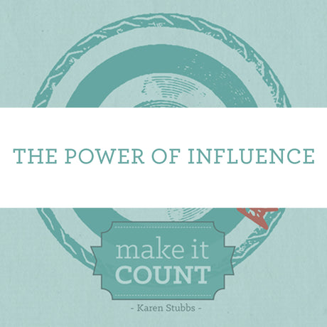 The Power Of Influence | Video Lesson (Online Access)
