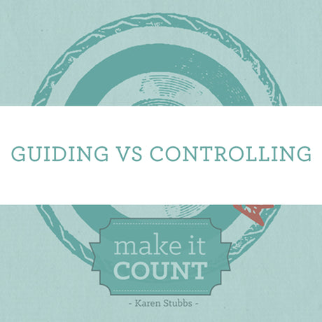 Guiding vs. Controlling | Video Lesson (Online Access)