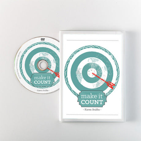 Make It Count Bible Study | DVD