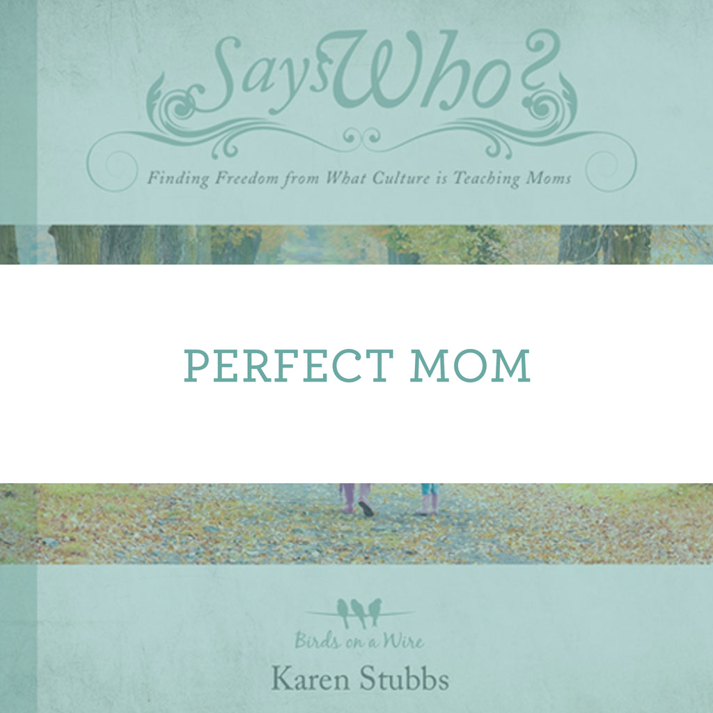 Perfect Mom | Video Lesson (Online Access)