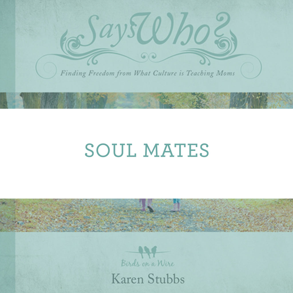Soul Mates | Video Lesson (Online Access)