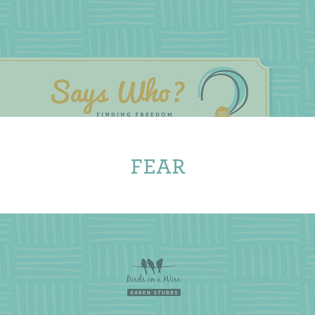 Fear | Video Lesson (Online Access)
