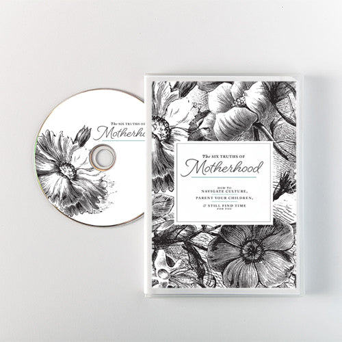 The Six Truths of Motherhood Bible Study | DVD