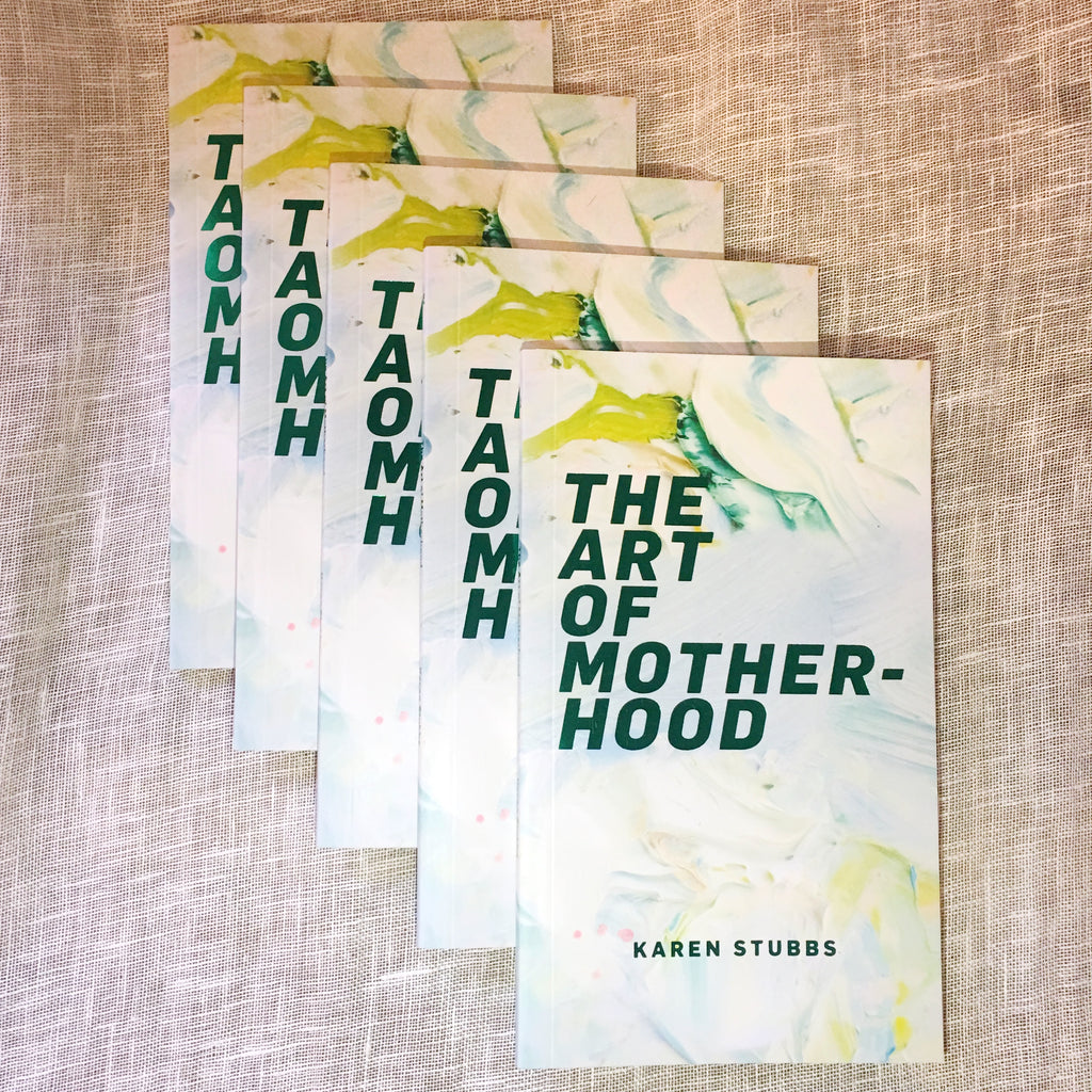 Bundle of 5 Art of Motherhood Books