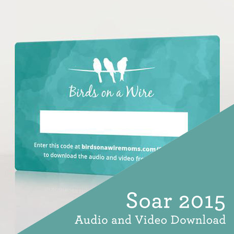 Soar 2015 | Audio & Video Download (Online Access)