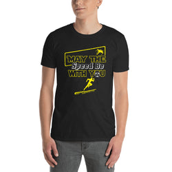 "NLTI ""May The Speed Be With You"" Tee"