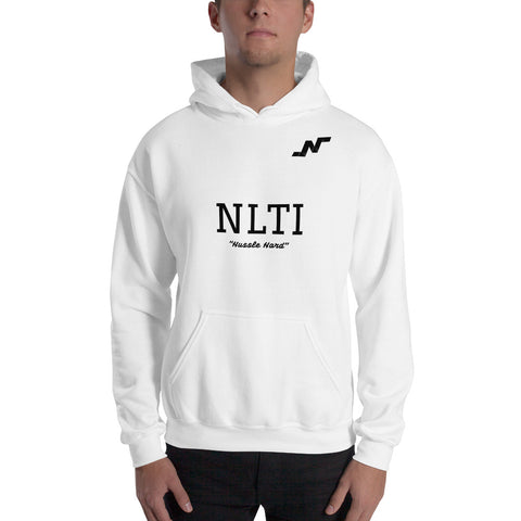 NLTI Hustle Hard Hooded Sweatshirt