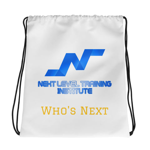 NLTI Who's Next Drawstring bag