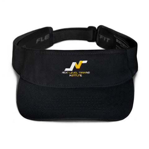 NLTI Visor - Gold/Yellow Logo