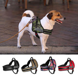 Multipurpose Adjustable Dog Harness Vest
