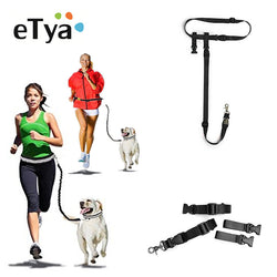 1pc Adjustable Dog Jog Leash