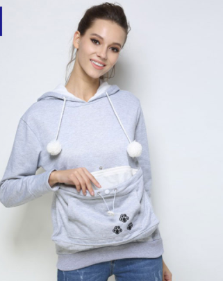 Pet Lovers Pouch Hoodie