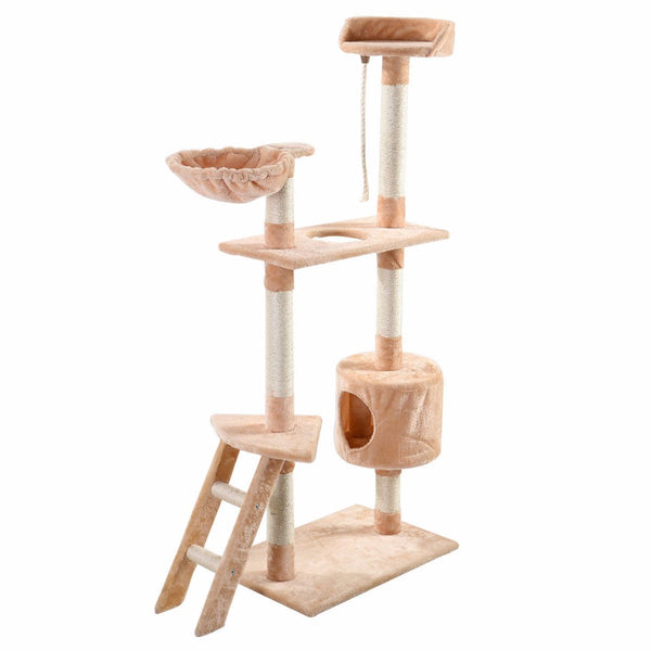 "New 60"" Cat Tree Tower Condo Scratcher"