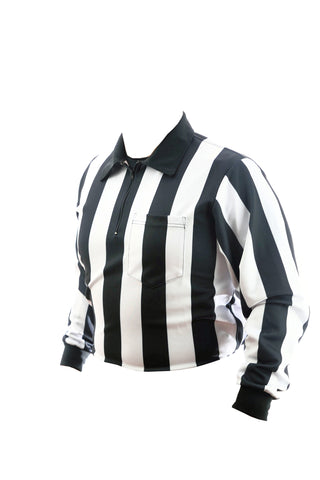 "Smitty Elite 2"" Striped Long Sleeve Football Shirt"