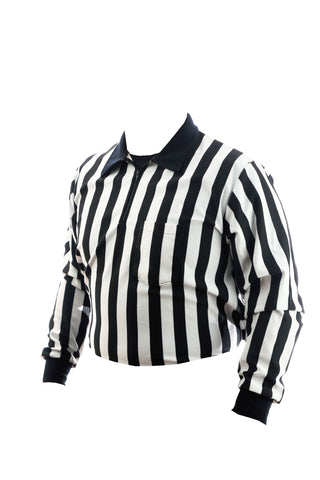 "Smitty Elite 1"" Striped Long Sleeve Football Shirt"