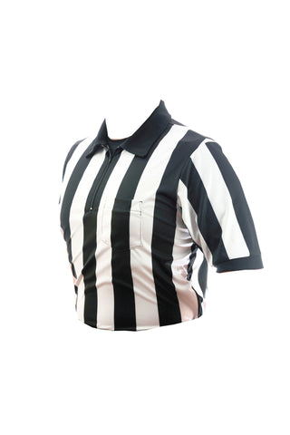 "Smitty Elite 2"" Striped Short Sleeve Football Shirt"