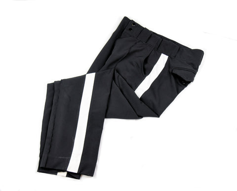 Smitty Black Cold Weather Football Pants