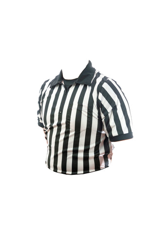 "Smitty Elite 1"" Striped Short Sleeve Football Shirt"