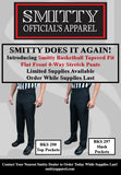 Smitty Premium 4-Way Stretch Tapered Fit Pants
