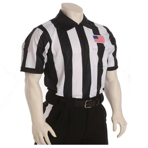 Smitty 2 1/4 Stripe Shirt with Dye Sublimated Flag