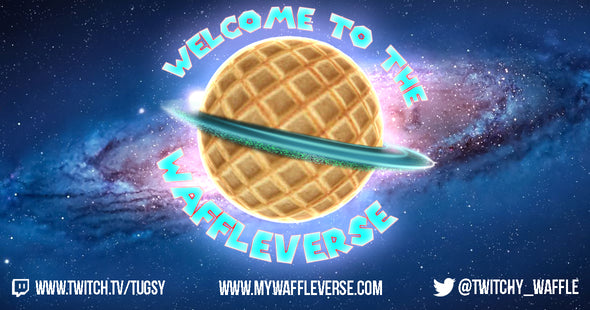 The Waffleverse - Official Merchandise