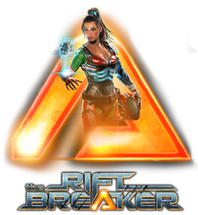 Official Merchandise for The Riftbreaker