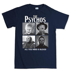 The Psychos @ Fretshirt.com