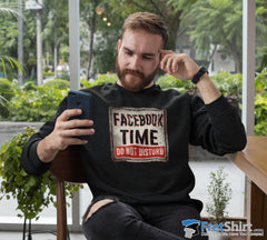 Facebook Time @ fretshirt.com