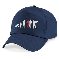 Evolution of a Zombie Cap