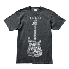 Guitar Legends T-shirt @ Fretshirt.com